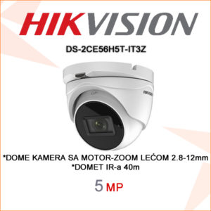 Hikvision kamera ds-2ce56h5t-it3z
