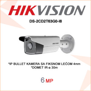 Hikvision kamera ds-2cd2t63g0-i8