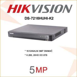 Hikvision snimač ds-7216huhi-k2