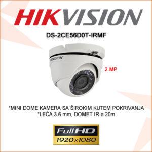 hikvision kamera ds-2ce56d0t-irmf