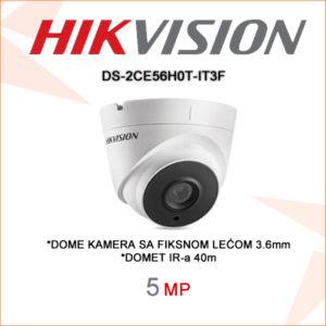 Hikvision kamera ds-2ce56h0t-it3f