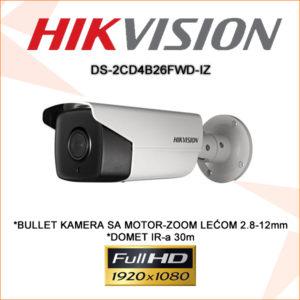 Hikvision kamera ds-2cd4b26fwd-iz