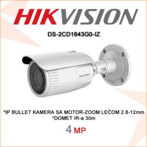 Hikvision kamera ds-2cd1643g0-iz