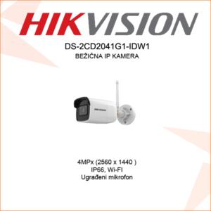 hikvision bezicna kamera ds-2ccd2041g