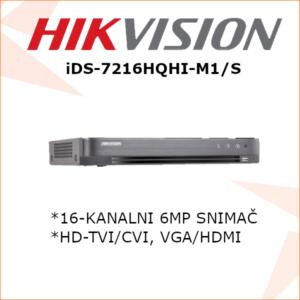 iDS-7216HQHI-M1/S